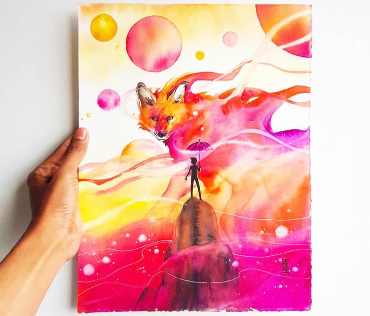 Me and My Dream by Art Jongkie