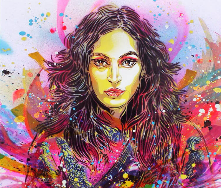 Dr. Noore Najaar from Farcry 4 by C215