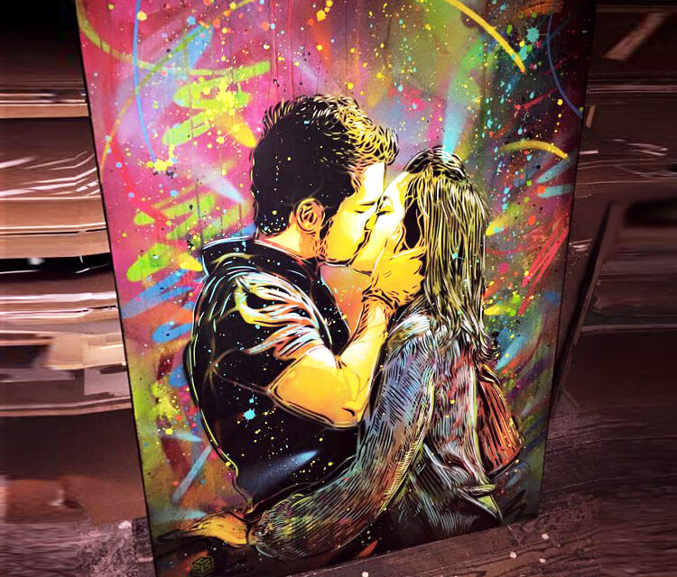 True love by C215