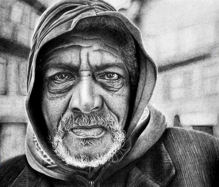 Lookn drawing by Maira Poli