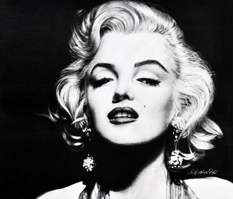 Marilyn Monroe by Maira Poli