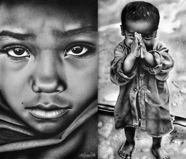 Namaste by Maira Poli