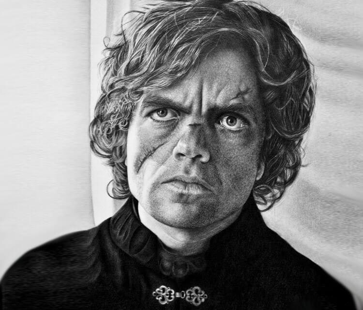 Tyrion Lanister (GoT) by Maira Poli