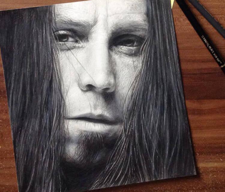 Bastian Emig portrait by Miriam Galassi