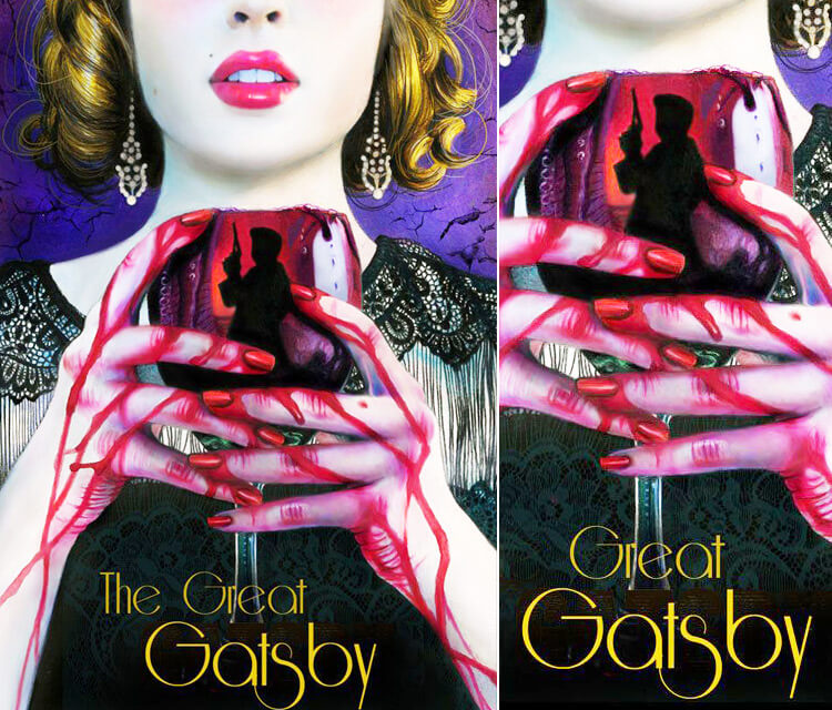 The great Gatsby by Morgan Davidson
