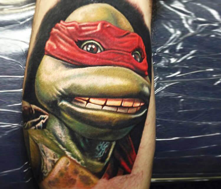 Teenage Mutant Ninja Turtles by Nikko Hurtado, United States