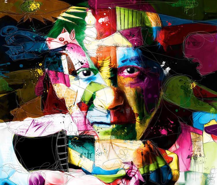 Picssooo mixedmedia by Patrice Murciano