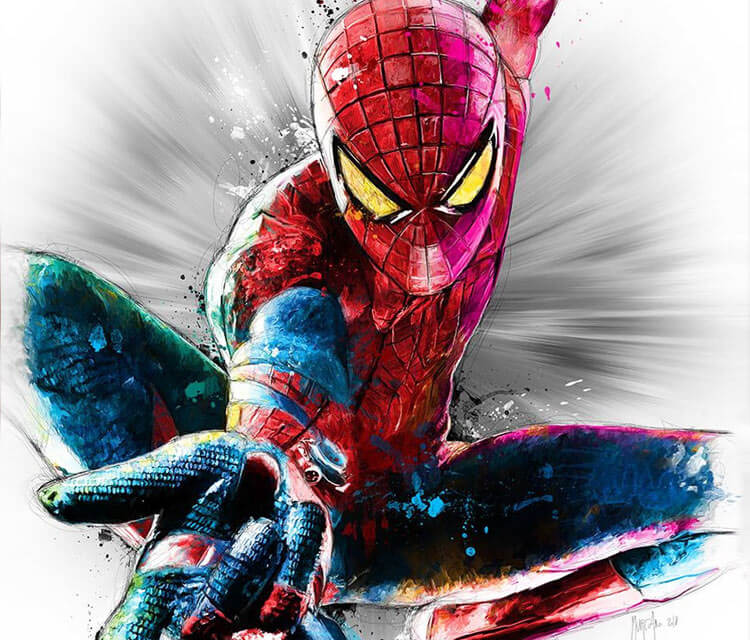 Spiderman by Patrice Murciano