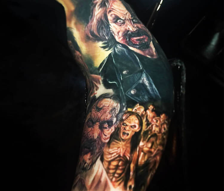 Tattoo dusk til dawn From Dusk