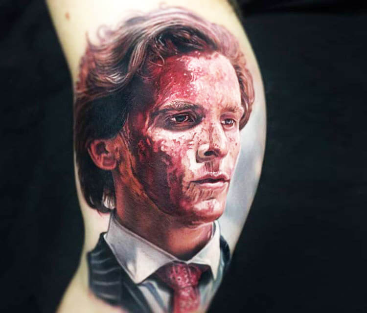I killed Paul Allen tattoo by Paul Acker