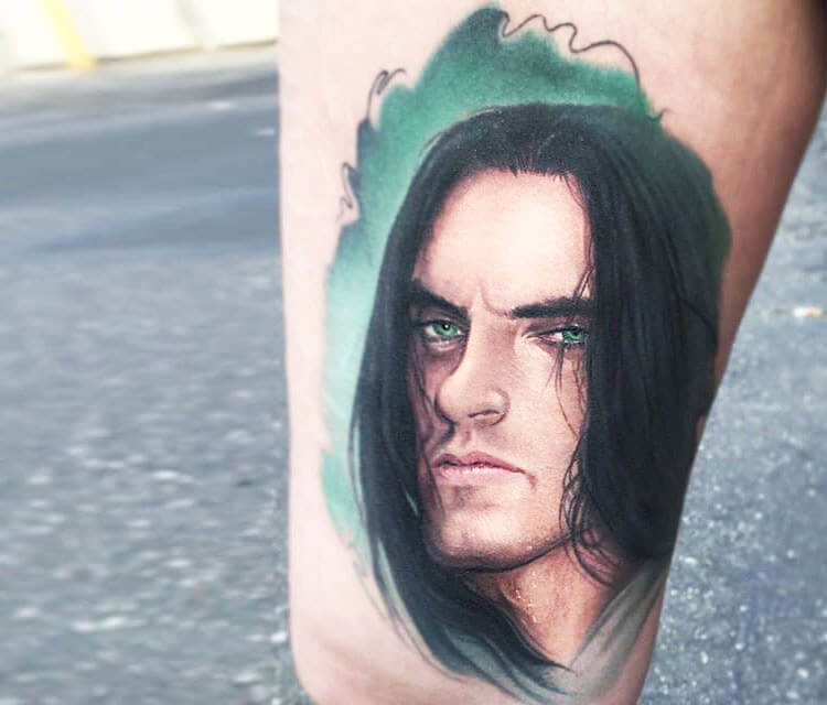 Rest in peace Peter steele tattoo by Paul Acker