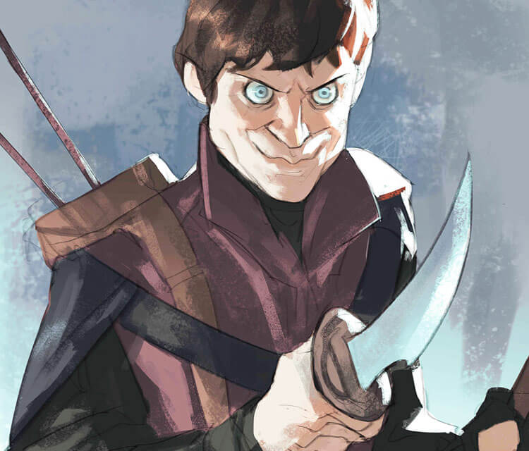 Ramsay Bolton digitalart by Ramon Nunez