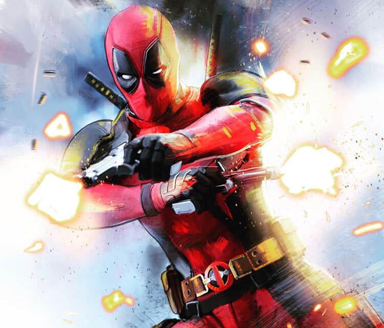 Deadpool by Rudy Nurdiawan