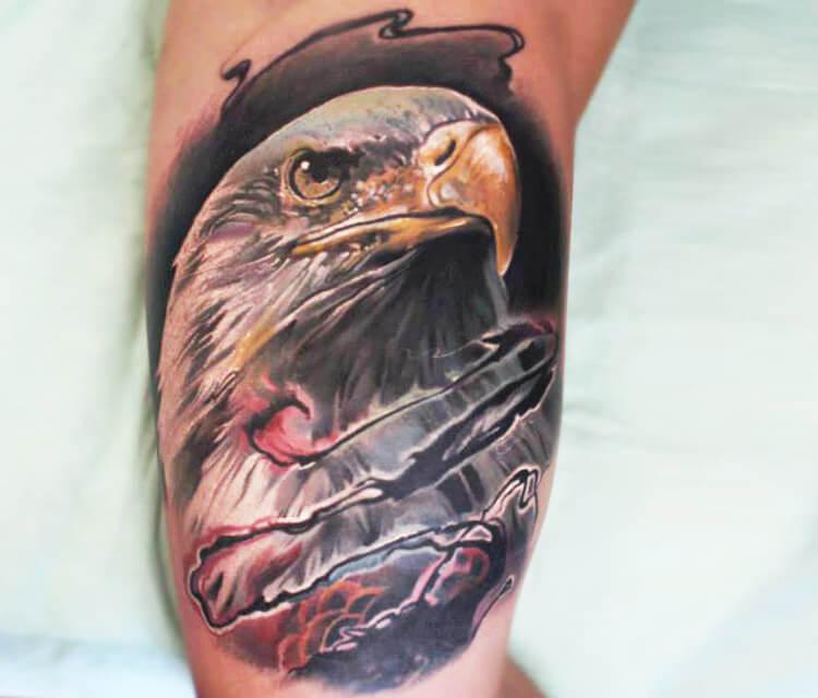 Eagle 2  by Sergey Shanko