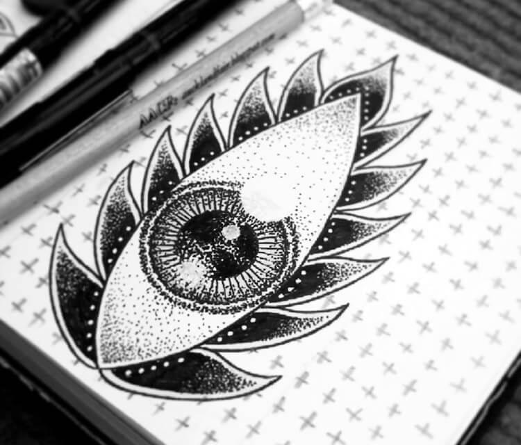 Book Doodlin drawing by Sneaky Studios