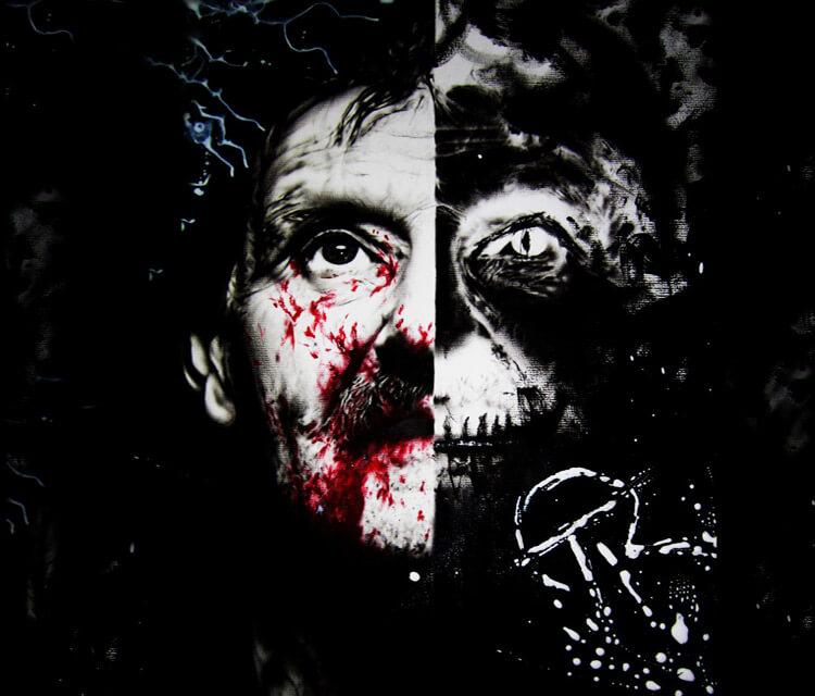 Horror Dark by Tony Ronnebeck