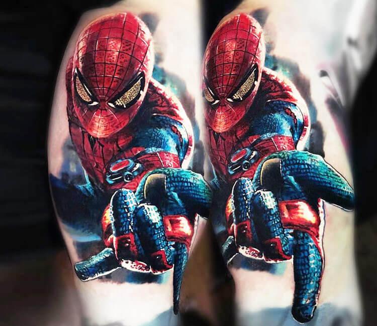 Spiderman by Valentina Ryabova