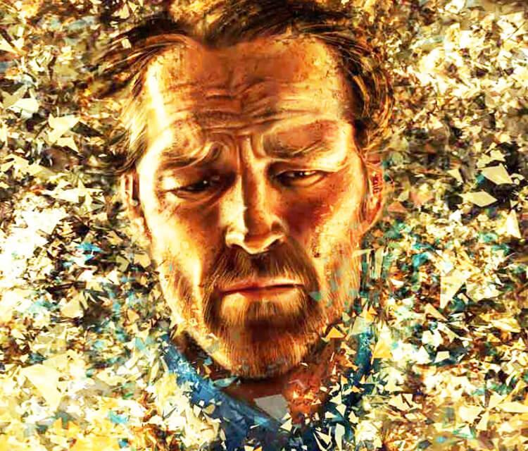 Ser Jorah Mormont digitalart by Varsha Vijayan