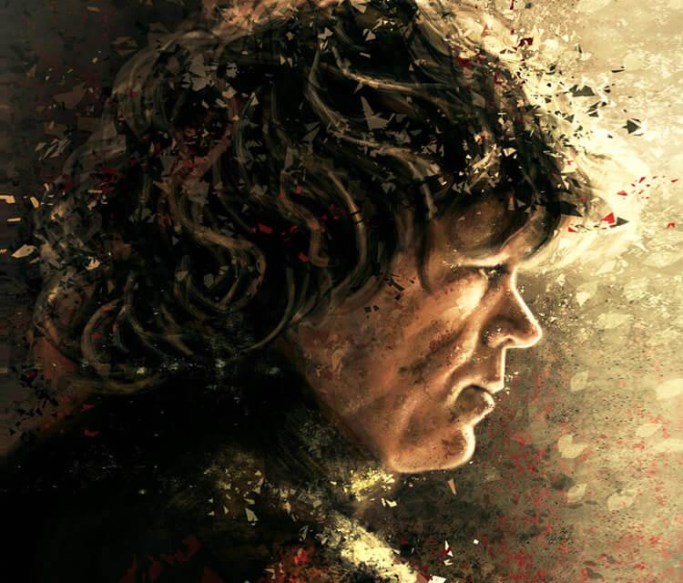 Tyrion Lannister digitalart by Varsha Vijayan